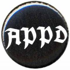 """Zum 37mm Magnet-Button """"APPD"""" für 2,50 € gehen."""