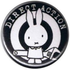 """Zum 37mm Magnet-Button """"Direct Action"""" für 2,50 € gehen."""