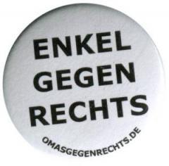 """Zum 37mm Magnet-Button """"Enkel gegen Rechts"""" für 2,44 € gehen."""