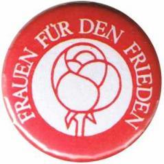 """Zum 37mm Magnet-Button """"Frauen für den Frieden"""" für 2,50 € gehen."""