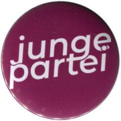 """Zum 37mm Magnet-Button """"Junge Partei"""" für 2,70 € gehen."""
