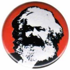 """Zum 37mm Magnet-Button """"Karl Marx"""" für 2,50 € gehen."""
