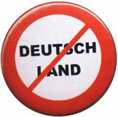 """Zum 37mm Magnet-Button """"Kein Deutschland"""" für 2,50 € gehen."""