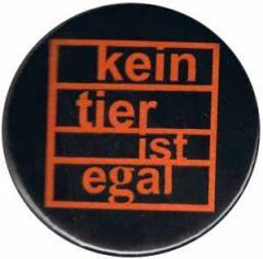 """Zum 37mm Magnet-Button """"Kein Tier ist egal"""" für 2,50 € gehen."""