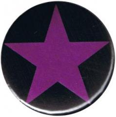 """Zum 37mm Magnet-Button """"Lila Stern"""" für 2,50 € gehen."""