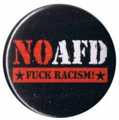 """Zum 37mm Magnet-Button """"NO AFD"""" für 2,50 € gehen."""