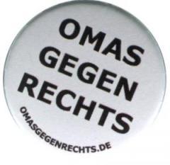 """Zum 37mm Magnet-Button """"Omas gegen Rechts"""" für 2,50 € gehen."""