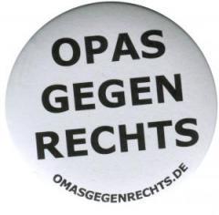 "Zum 37mm Magnet-Button ""Opas gegen Rechts"" für 2,50 € gehen."