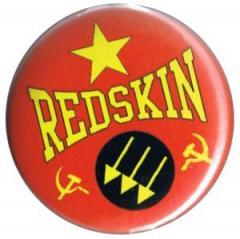 """Zum 37mm Magnet-Button """"Redskin"""" für 2,50 € gehen."""