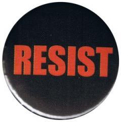 """Zum 37mm Magnet-Button """"RESIST"""" für 2,50 € gehen."""