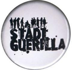 """Zum 37mm Magnet-Button """"Stadtguerilla"""" für 2,50 € gehen."""