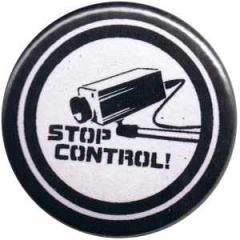 """Zum 37mm Magnet-Button """"Stop Control Kamera"""" für 2,50 € gehen."""
