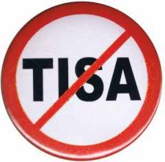 """Zum 37mm Magnet-Button """"Stop TISA"""" für 2,50 € gehen."""