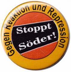 """Zum 37mm Magnet-Button """"Stoppt Söder!"""" für 2,50 € gehen."""