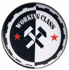 """Zum 37mm Magnet-Button """"Working Class Hämmer"""" für 2,50 € gehen."""