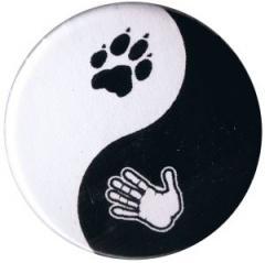 """Zum 37mm Magnet-Button """"Yin Yang"""" für 2,50 € gehen."""