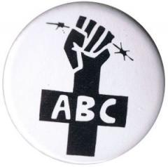 """Zum 50mm Magnet-Button """"ABC-Zeichen"""" für 3,00 € gehen."""