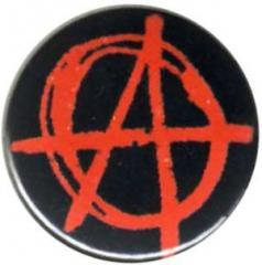 """Zum 50mm Magnet-Button """"Anarchie (rot)"""" für 3,00 € gehen."""