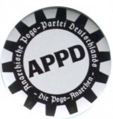 """Zum 50mm Magnet-Button """"APPD - Zahnkranz"""" für 3,00 € gehen."""