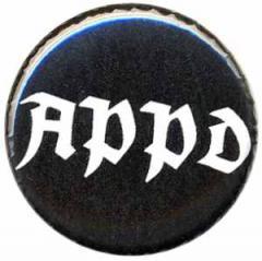 """Zum 50mm Magnet-Button """"APPD"""" für 3,00 € gehen."""