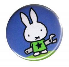 """Zum 50mm Magnet-Button """"Bunny"""" für 2,92 € gehen."""