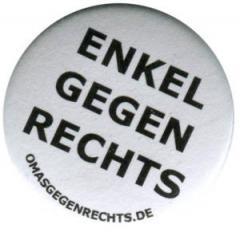 """Zum 50mm Magnet-Button """"Enkel gegen Rechts"""" für 2,92 € gehen."""