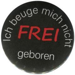 """Zum 50mm Magnet-Button """"Frei geboren"""" für 3,00 € gehen."""