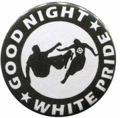 """Zum 50mm Magnet-Button """"Good night white pride - Skater"""" für 2,92 € gehen."""