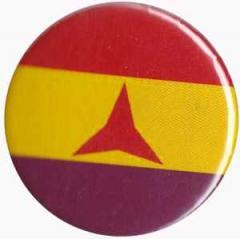 """Zum 50mm Magnet-Button """"Internationale Brigaden"""" für 3,00 € gehen."""