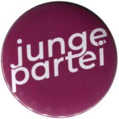 """Zum 50mm Magnet-Button """"Junge Partei"""" für 3,20 € gehen."""