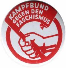 """Zum 50mm Magnet-Button """"Kampfbund gegen den Faschismus"""" für 3,00 € gehen."""