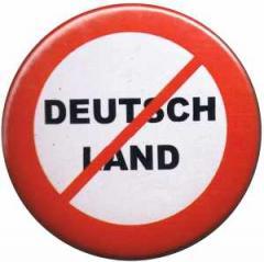 """Zum 50mm Magnet-Button """"Kein Deutschland"""" für 3,00 € gehen."""