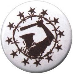 """Zum 50mm Magnet-Button """"Knüppelbulle"""" für 3,00 € gehen."""