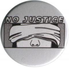 """Zum 50mm Magnet-Button """"No Justice"""" für 3,00 € gehen."""