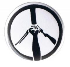 """Zum 50mm Magnet-Button """"Peacefaust"""" für 3,00 € gehen."""