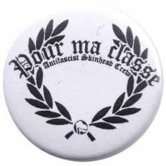 """Zum 50mm Magnet-Button """"Pour ma classe"""" für 3,20 € gehen."""