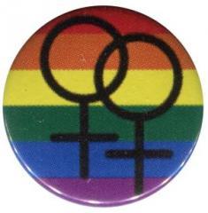 """Zum 50mm Magnet-Button """"Pride female"""" für 3,00 € gehen."""