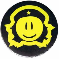 """Zum 50mm Magnet-Button """"Revolusmile"""" für 2,92 € gehen."""