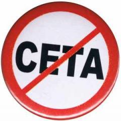 """Zum 50mm Magnet-Button """"Stop CETA"""" für 3,00 € gehen."""