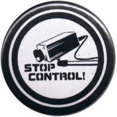 """Zum 50mm Magnet-Button """"Stop Control Kamera"""" für 3,00 € gehen."""