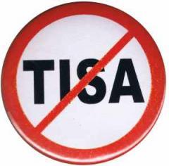 """Zum 50mm Magnet-Button """"Stop TISA"""" für 3,00 € gehen."""