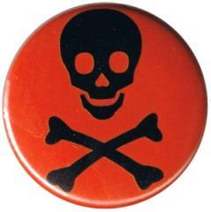 """Zum 50mm Magnet-Button """"Totenkopf"""" für 3,00 € gehen."""