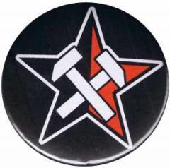 """Zum 50mm Magnet-Button """"Working Class Stern"""" für 3,00 € gehen."""