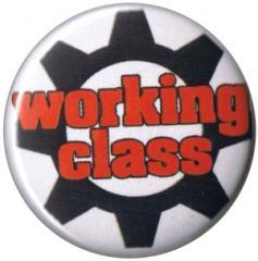 """Zum 50mm Magnet-Button """"Working Class"""" für 3,00 € gehen."""