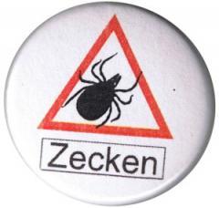 """Zum 50mm Magnet-Button """"Zecken"""" für 3,00 € gehen."""