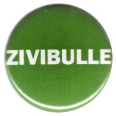 """Zum 50mm Magnet-Button """"Zivibulle"""" für 2,92 € gehen."""
