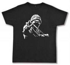 """Zum Fairtrade T-Shirt """"Autonomer mit Zwille"""" für 17,00 € gehen."""