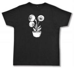 """Zum Fairtrade T-Shirt """"Eyeflower"""" für 16,57 € gehen."""