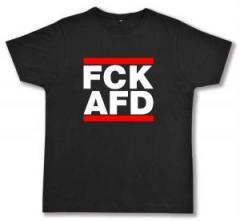 """Zum Fairtrade T-Shirt """"FCK AFD"""" für 17,00 € gehen."""
