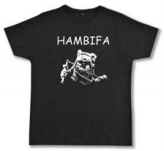 """Zum Fairtrade T-Shirt """"Hambifa"""" für 17,00 € gehen."""
